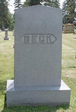 "Gerald Louis ""Baby"" Beck"