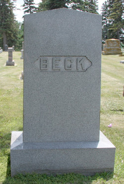 Ida May Beck