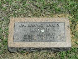Dr Harvey Saxon Leonard