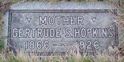 Gertrude S. Hopkins