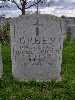 James D. Green