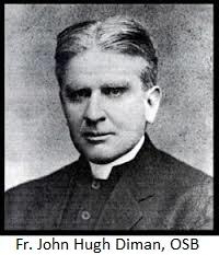 Rev Fr John Hugh Diman