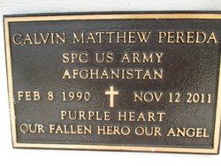 Calvin Matthew Pereda