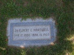 Dr Elbert E Hartwell