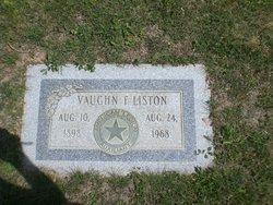 Vaughn <I>Tuttle</I> Liston