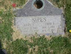 Fred L Sipes