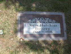 Doris Lucille <I>Hutchins</I> Buttrey