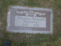 Thomas Richard Buttrey