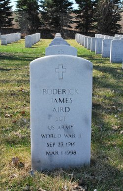Roderick James Aird