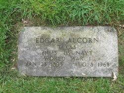 Edgar Alcorn