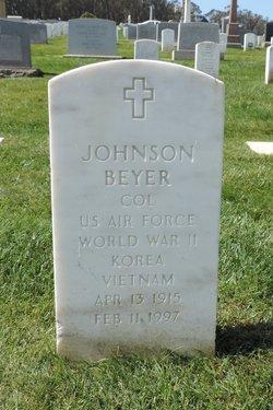 Col Johnson Beyer