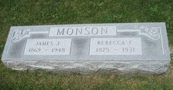 Rebecca Jane <I>Fields</I> Monson