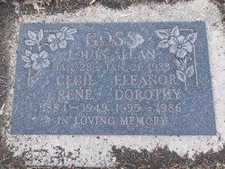 Cecil Rene Goss