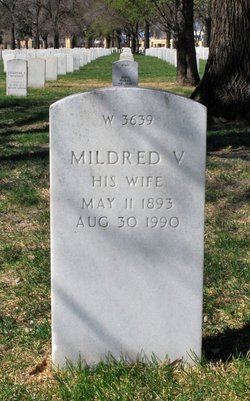 Mildred Virginia <I>Terrett</I> Fay