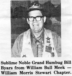 "William Newton ""Bill"" Byars"