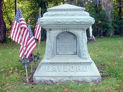 Oliver Comstock Gaylord