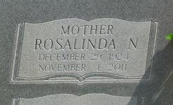 Rosalinda N. <I>Fuentes</I> Alaniz