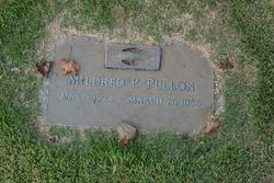 Mildred P <I>Poore</I> Pullon