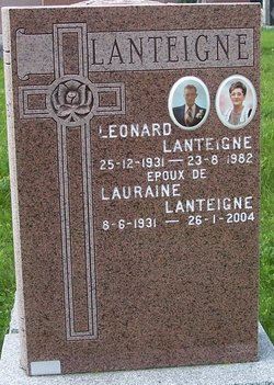 Leonard Lanteigne