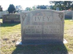 Sallie Belle <I>Browning</I> Ivey