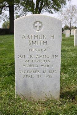 Arthur H Smith