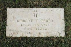 LTJG Robert Trask Terry