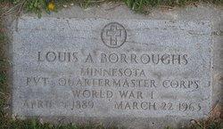 Louis A Burroughs