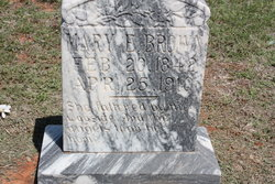 Mary Isabell <I>Cavens</I> Brown