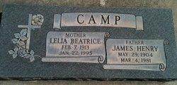 James Henry Camp