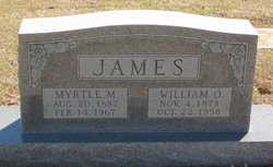 William Otho James