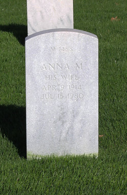 Anna M Crummy