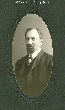 Edward Francis Adamson