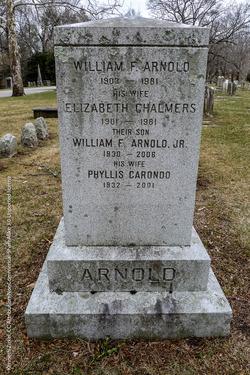 Elizabeth <I>Chalmers</I> Arnold
