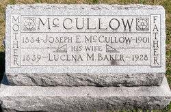 Joseph Edward McCullow