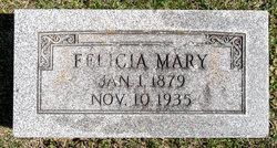 Felicia Mary <I>Kraft</I> McCullow
