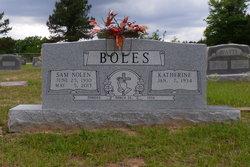 Sam Nolen Boles