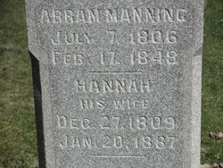 Abram Manning