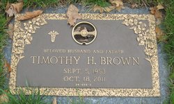 Dr Timothy H. Brown