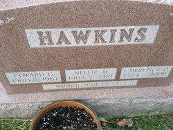 Nellie M Hawkins