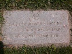 Goldie Jones