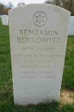 Benjamin Berkowitz
