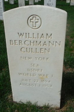William Berchmann Cullen