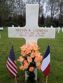 1Lt Melvin Richard Clemens