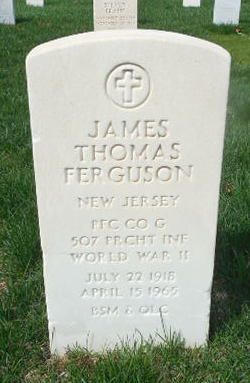 James Thomas Ferguson