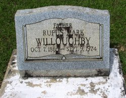 Rufus Mark Willoughby