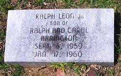 Ralph Leon Arrington, Jr