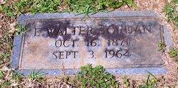 Eugene Walter Jordan