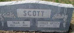 Charles Wesley Scott