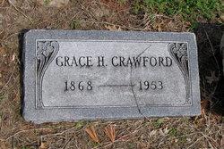 Grace <I>Hill</I> Crawford