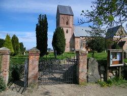 Friedhof Nieblum auf Föhr